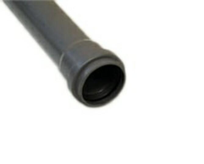 Труба  кан.PVC 40 х 0.5 м