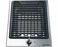 Электрическая варочная панель стеклокерамика SMEG PGF30B