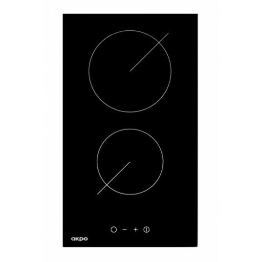 Электрическая варочная панель стеклокерамика Akpo РКА 30830 черный