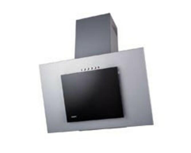 ВЫТЯЖКА AKPO  WK-4 Nero eco 60 см. металлик/черное стекло
