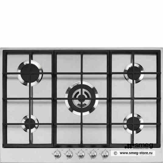 Газовая панель SMEG P1752X