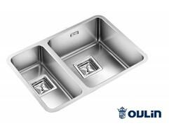 OULIN OL-0369L левая (квадратный выпуск) 590х420мм