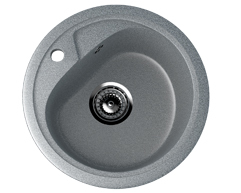 EcoStone ES-10 тёмно-серый d=440мм ПОД ЗАКАЗ (!!!)